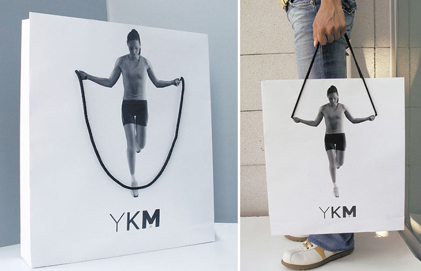 YKM: Jump Rope Bag