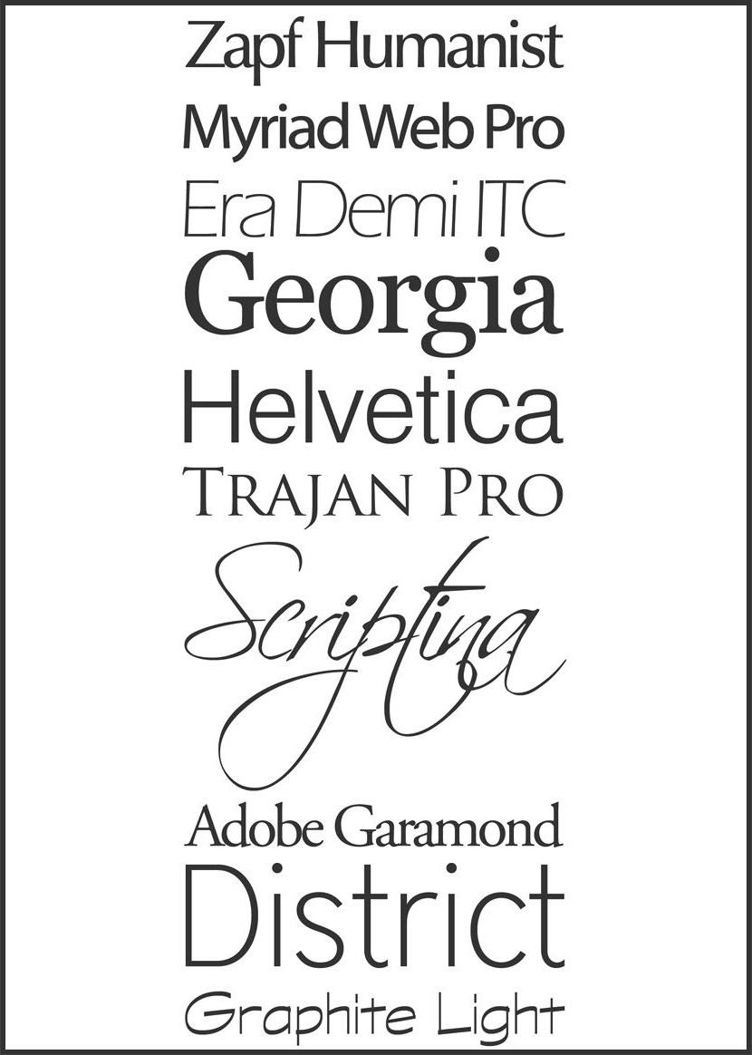 frutiger light condensed font free