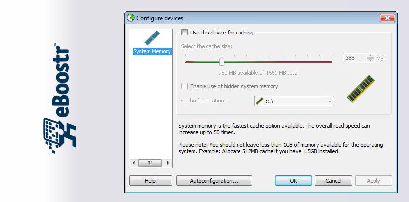 ReadyBoost Technology in Windows XP SP3
