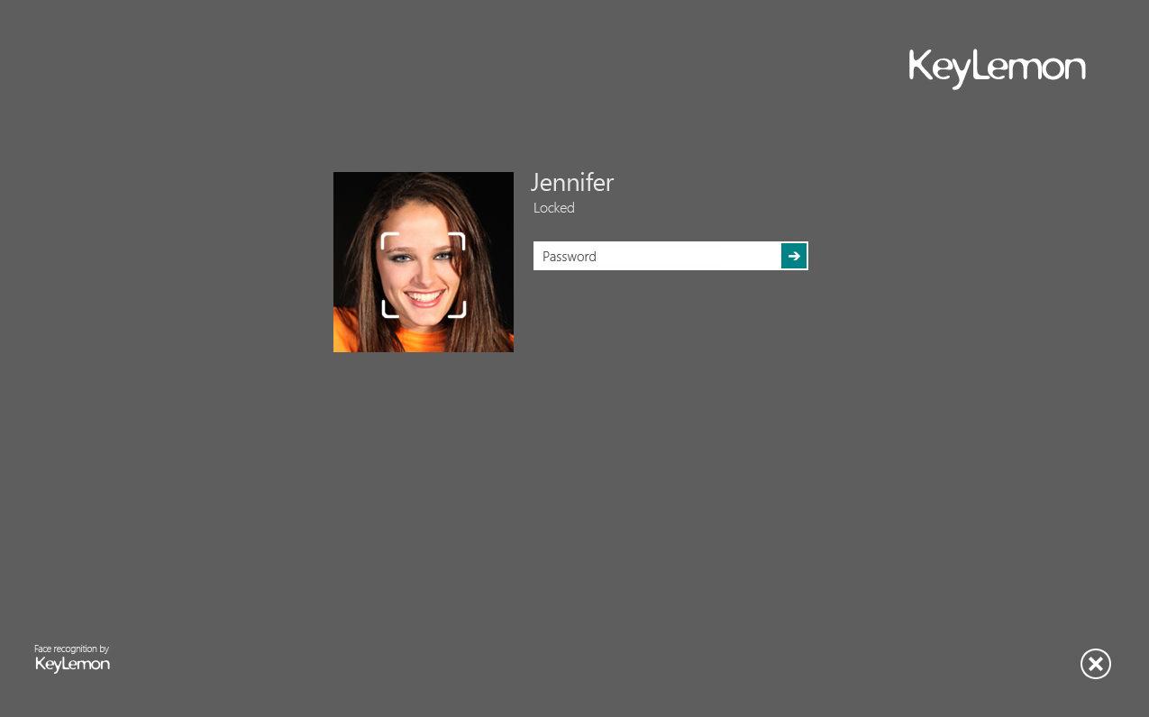 Webcam Face Recognition Software