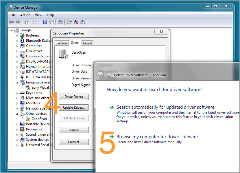 CANON SCANGEAR LIDE 25 WINDOWS 10 DRIVER DOWNLOAD