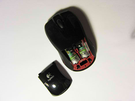 Logitech Wireless Mouse M505