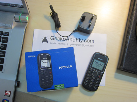 Nokia 1280 Review