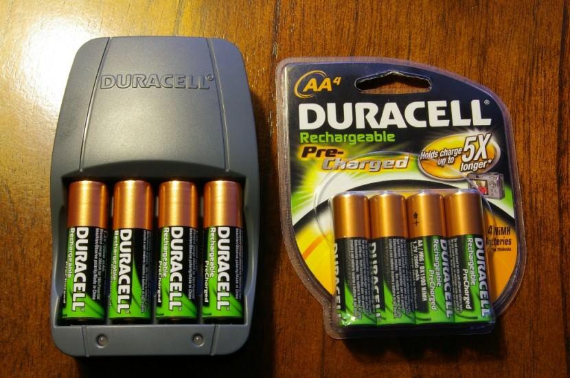 Rechargeable Batteries Comparison - Eneloop vs. Energizer vs. Sony vs. Duracell vs. Ikea