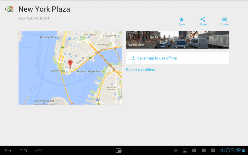 Download Google Maps on Android