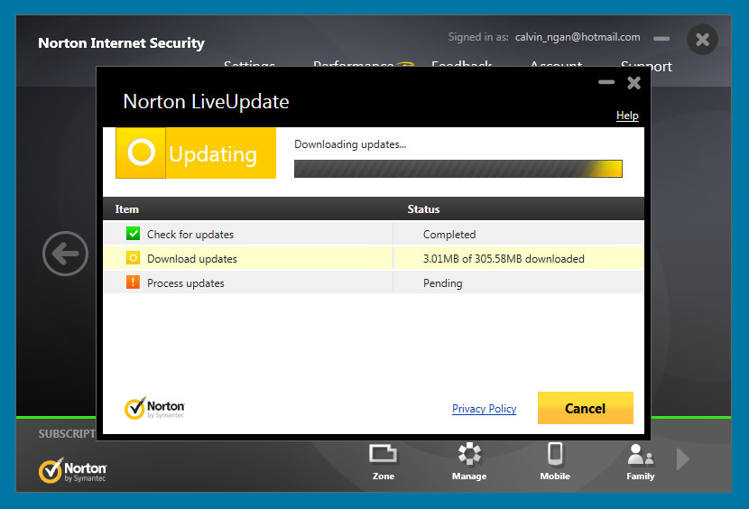 Download free Symantec Norton Internet Security 2018 / 2019 antivirus 2018 / 2019 Review product key serial activation