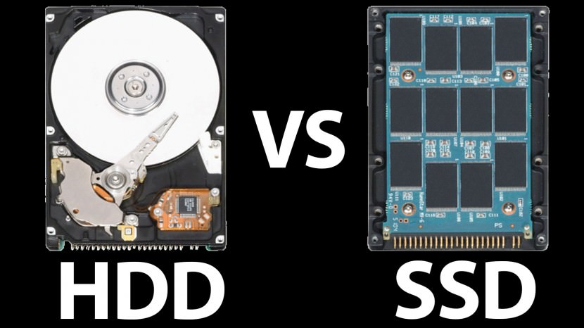 SSD vs. HDD Technical Comparison SSD vs HDD Microsoft Windows Boot-Up Speed & Adobe Photoshop Speed Comparison