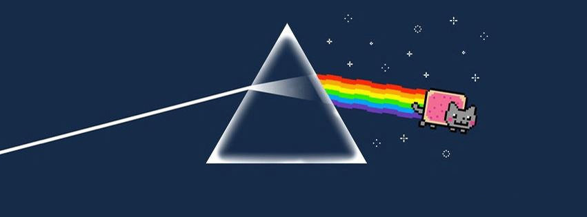 dark side of the nyan cat