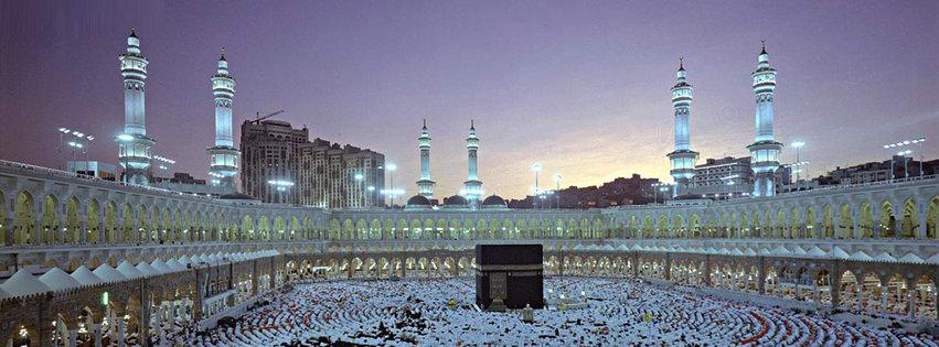 facebook timeline profile covers makkah
