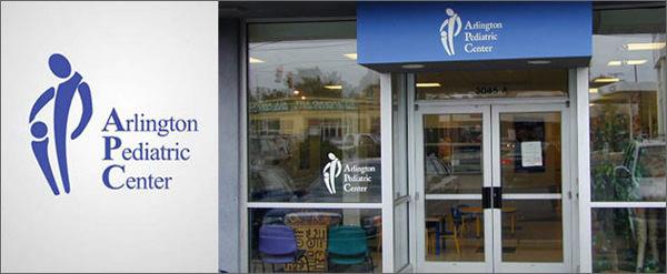 Arlington Pediatric Center Logo bad
