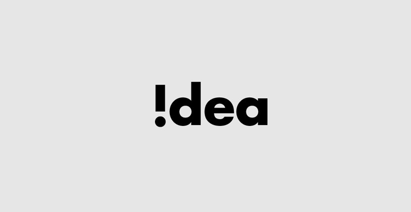 Idea Creative Word Art Images As Iconic Logos