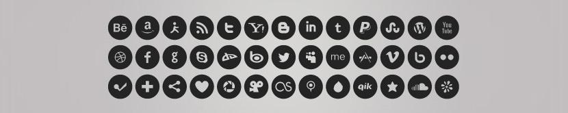 icocialiko free social media icones