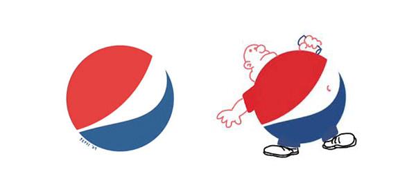 pepsi logo failed