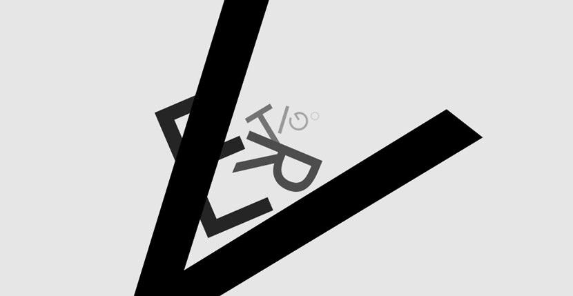 vertigo Creative Word Art Images As Iconic Logos
