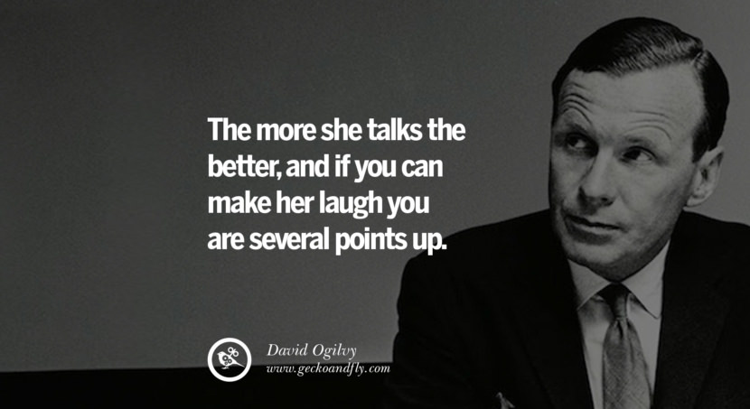 The worst fault a salesman can commit is to be a bore. Quote by David Ogilvy
