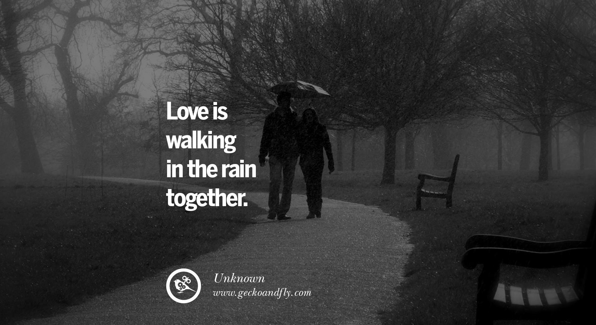 Together Quotes Love Quotes Walking Together Walking Together Love Quotes Related