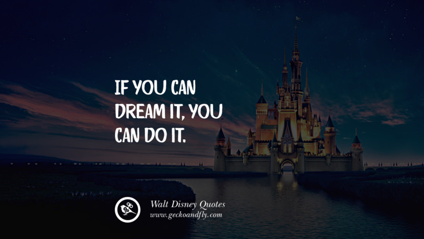 If you can dream it, you can do it. best inspirational tumblr quotes instagram