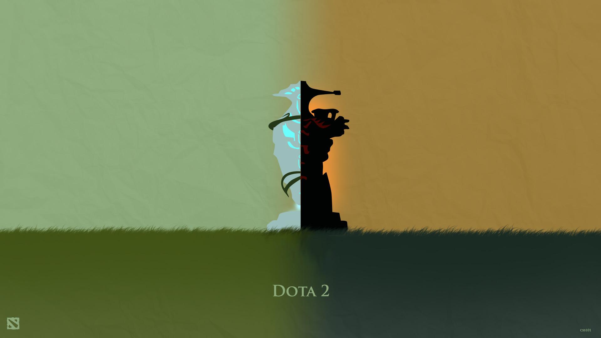 50 Beautiful Dota 2 Posters Amp Heroes Silhouette Hd Wallpapers