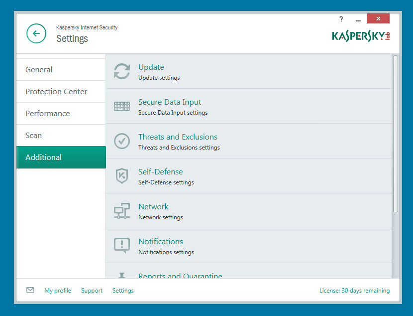 Kaspersky Internet Security Review And Free 30-Days Activation Code Trial