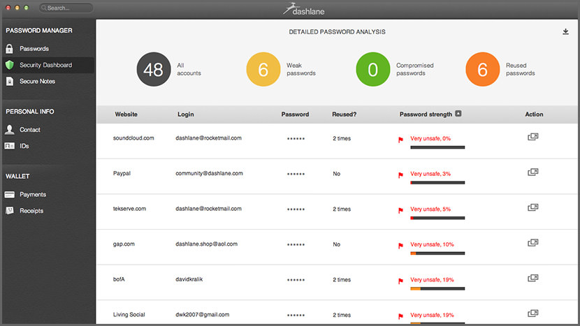 dashlane Free And The Best Password Manager For Windows, Mac, Android And iPhone