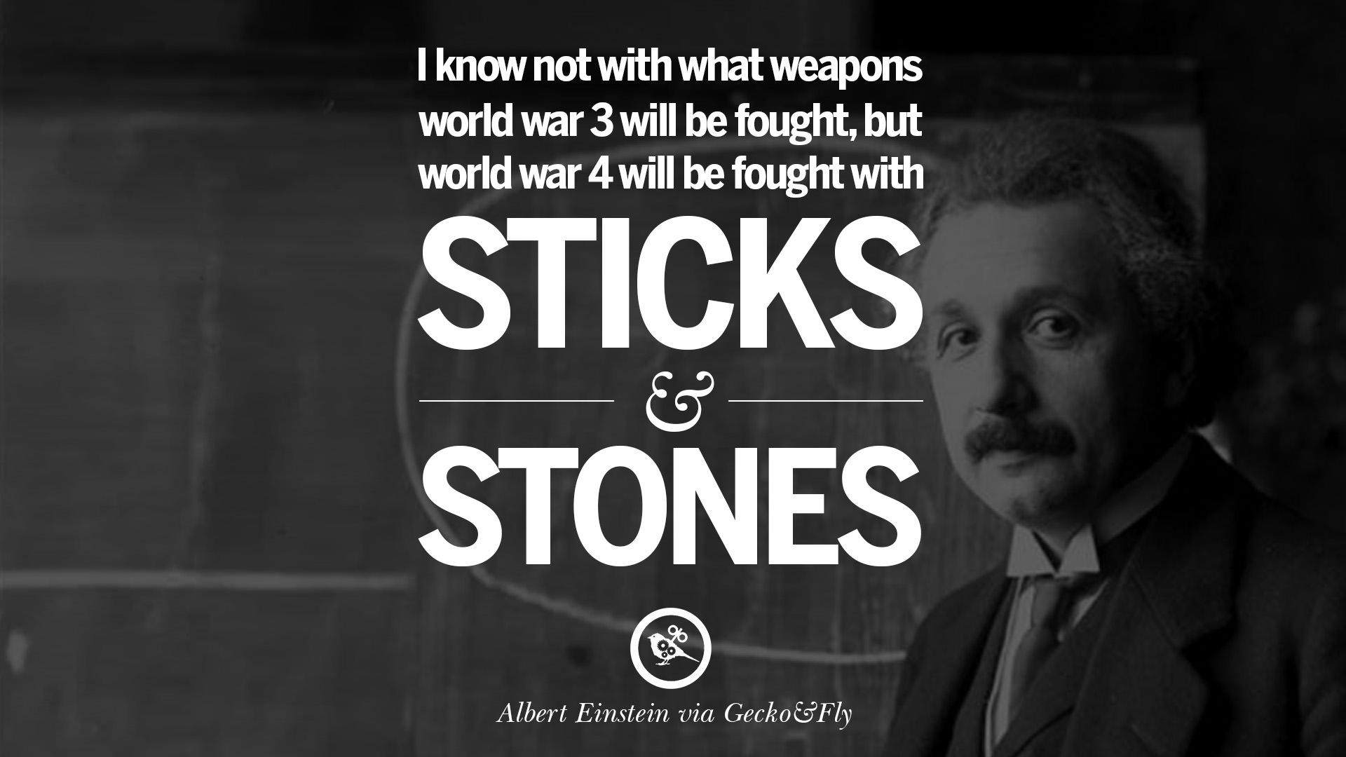 40 Beautiful Albert Einstein Quotes on God, Life, Knowledge ...
