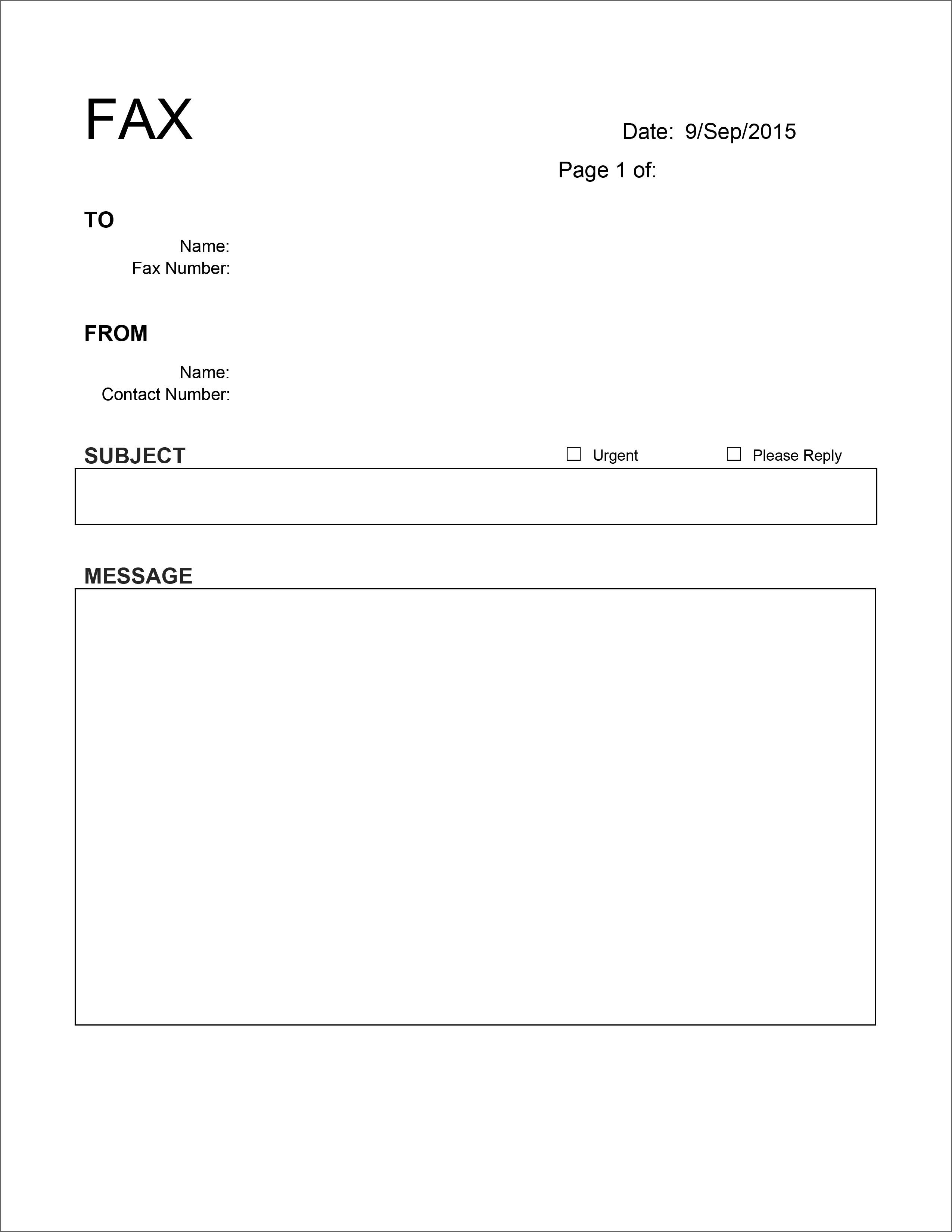fax using google docs