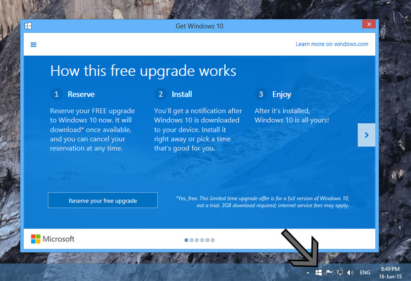 windows 10 free upgrade