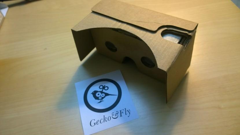 Google Cardboard 2015