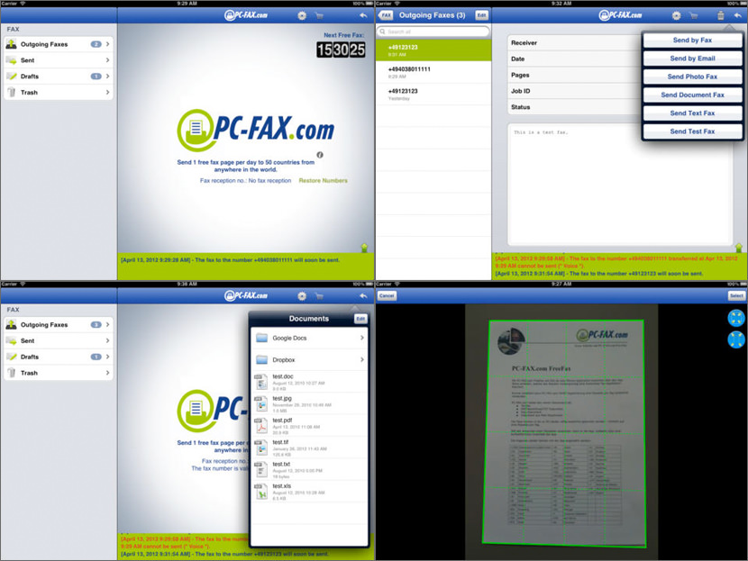 10 Best Fax Apps - Send/Receive Faxes via iOS And Android Smartphones