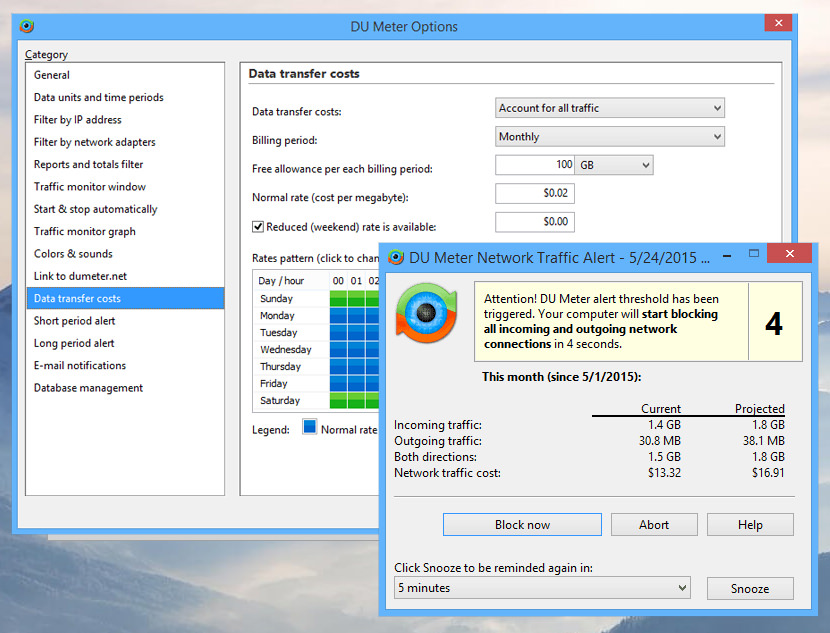 10 Software To Monitor Broadband Internet Bandwidth And