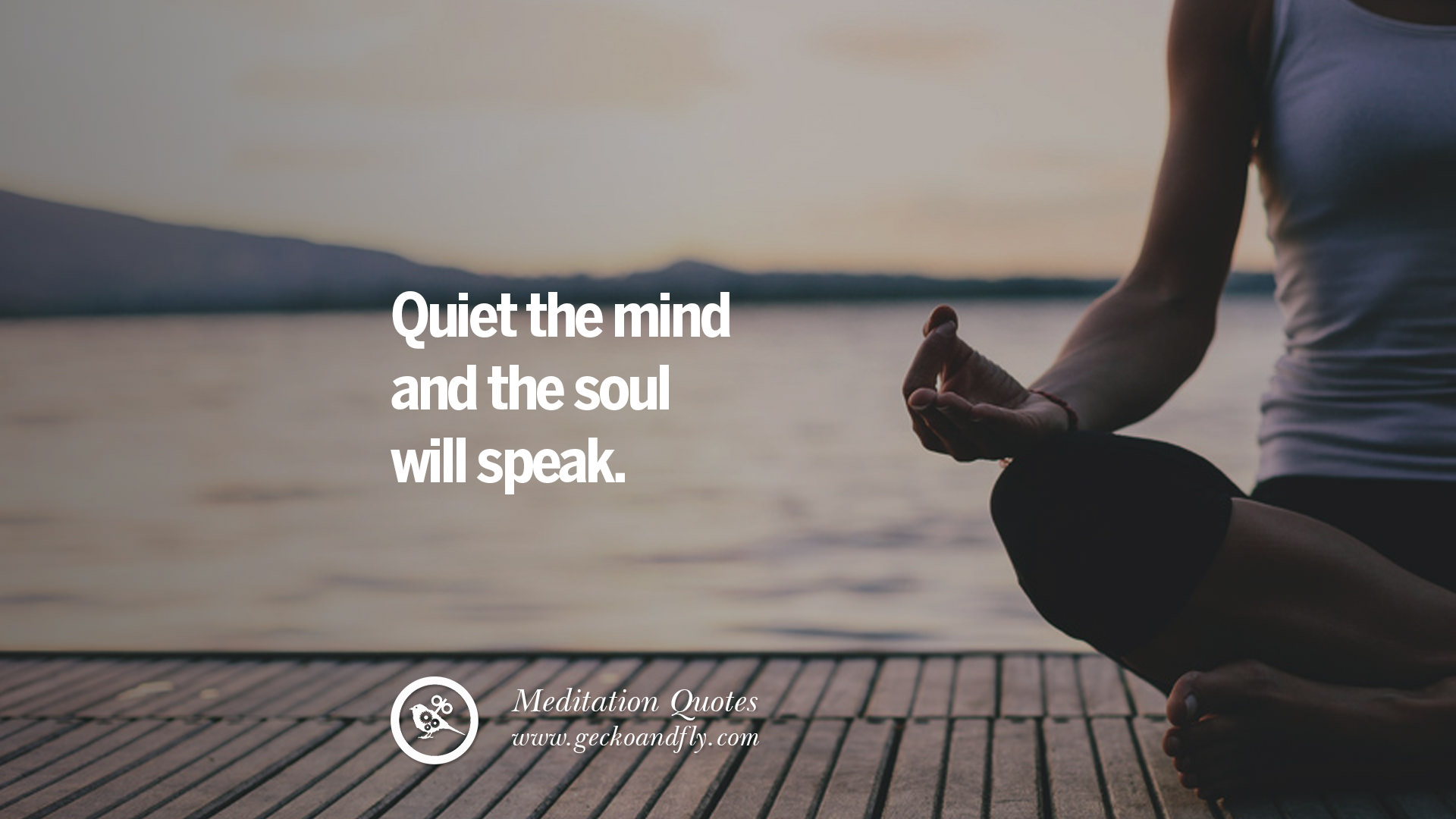 36 Quotes On Mindfulness Meditation For Yoga, Sleeping, And