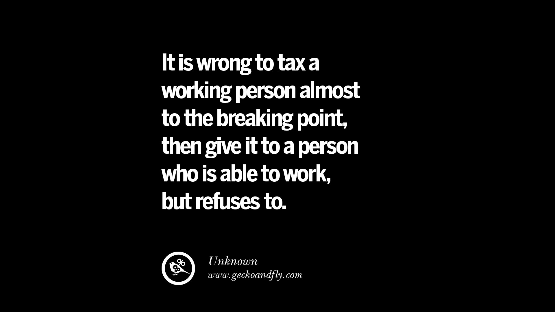22 Taxing Quotes On The Good, Bad And Evil Of Federal Income Tax