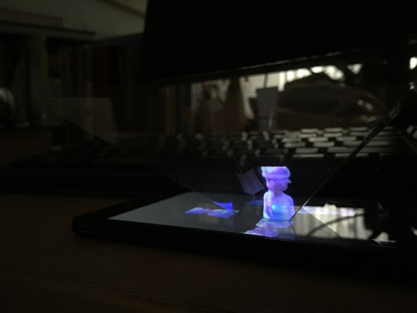 Download DIY 3D Hologram Template for Smartphone