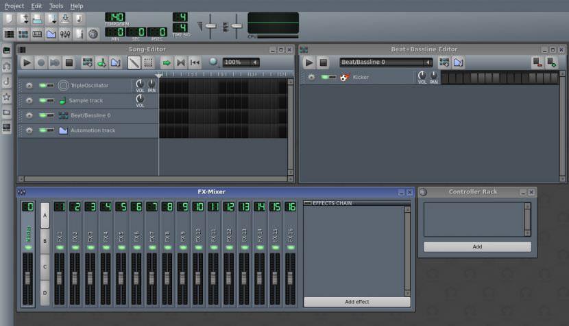 lmms audio editor