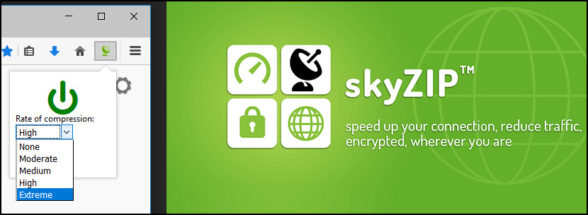 skyzip firefox download