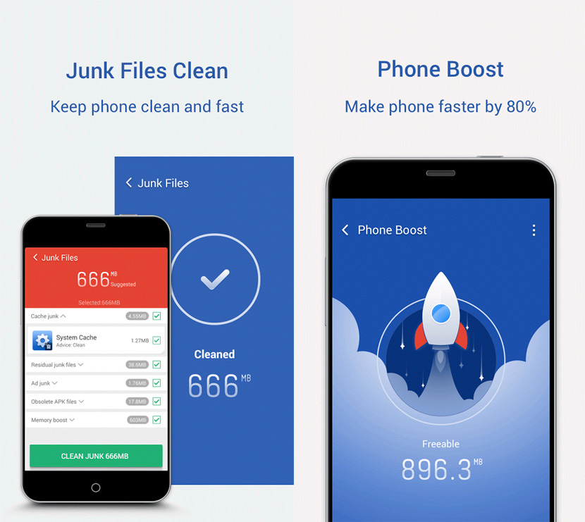 clean master junk files android Free Apps To Clean Up Android And Free Up Storage Space