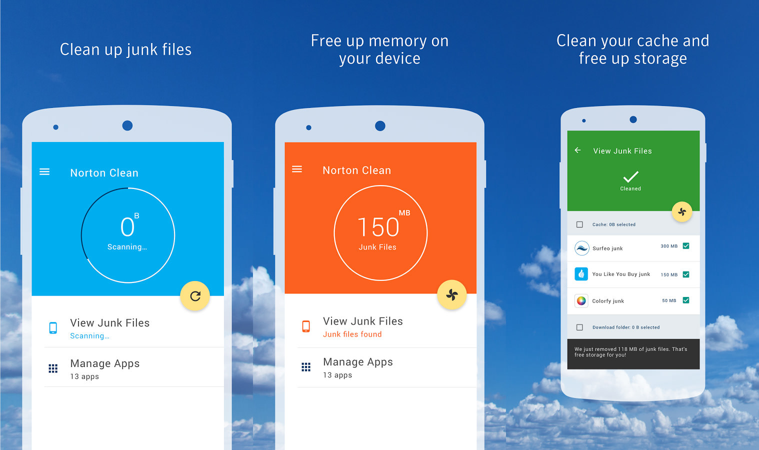 5 Free Apps To Clean Up Android And Free Up Storage Space