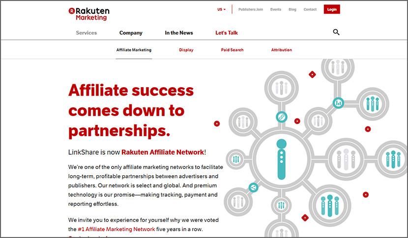 rakuten marketing Best Internet Affiliate Marketing Programs - Make Money Online