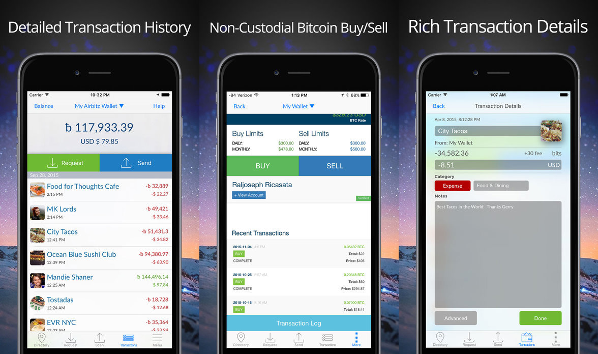 Beste Wallet App