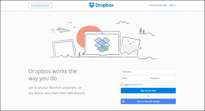 Dropbox Basic
