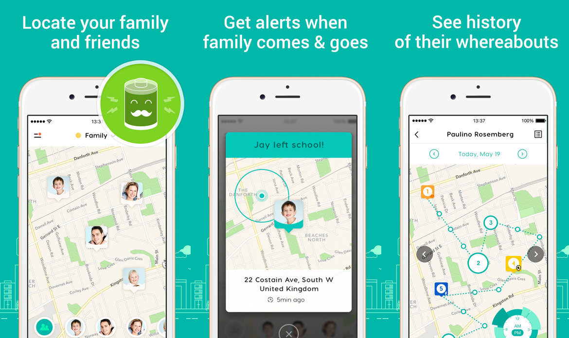 Find my family and friends app android