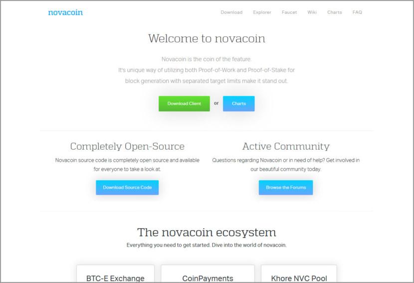 Novacoin