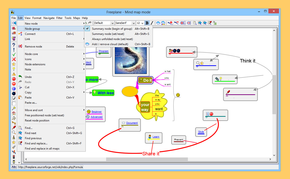 7 Free Mind Mapping Maker Tools And Brainstorming Creator Software