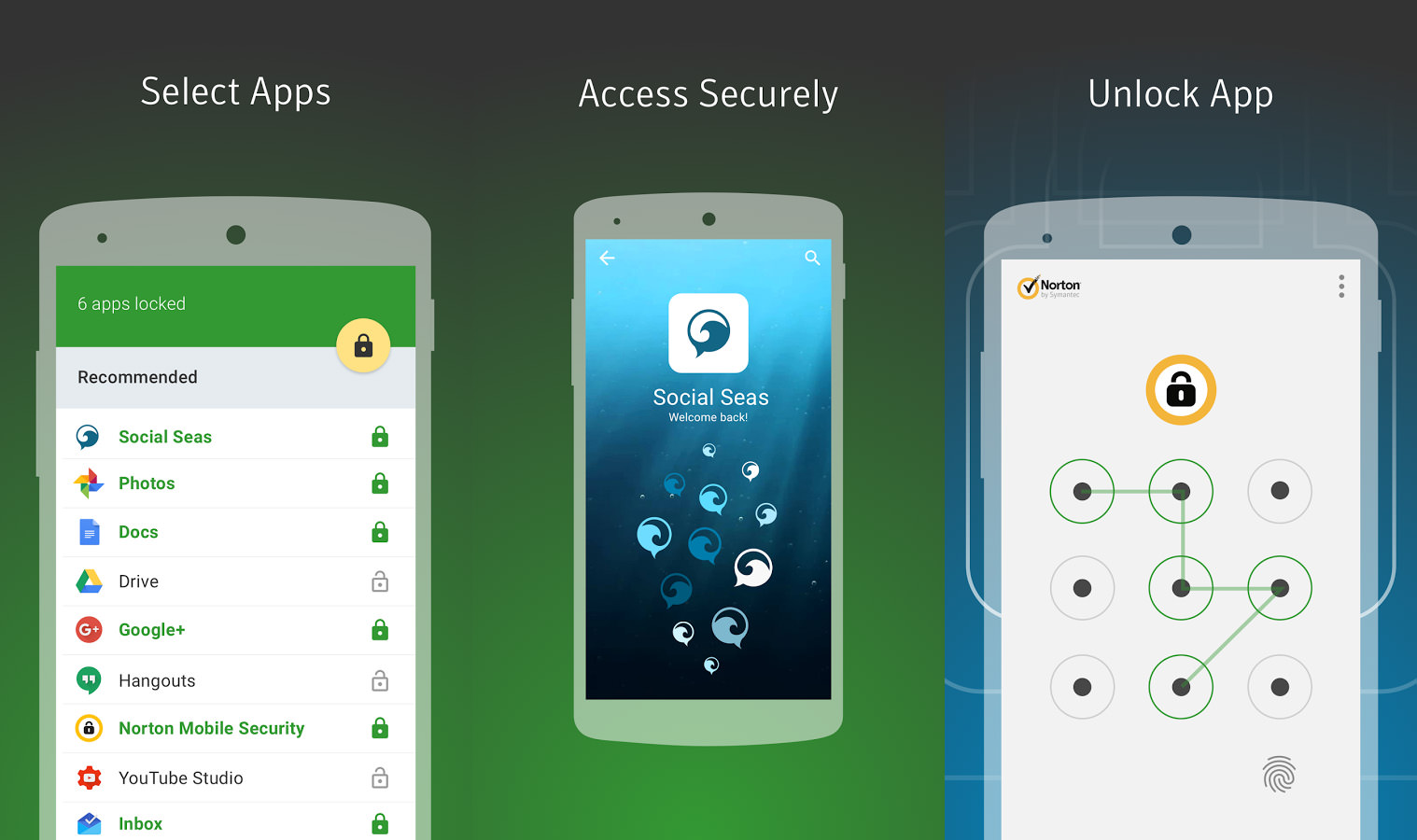 6 Apps To Password Lock Whatsapp, Facebook, WeChat, & FB