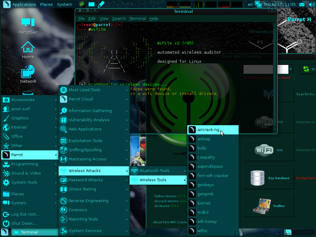5 Free Linux OS For Penetration Testing, IT Security