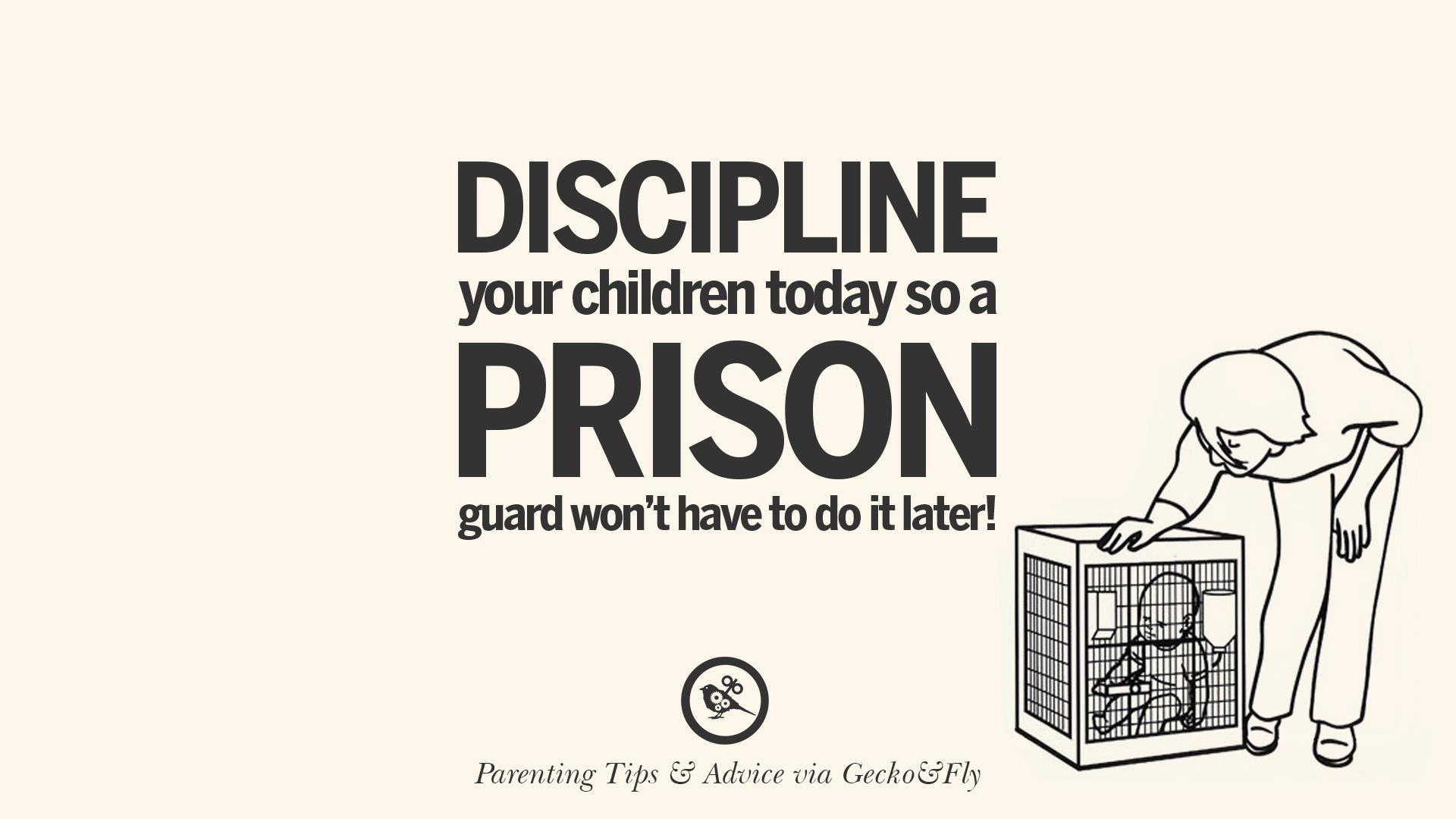 10 Funny Parenting Tips On Raising Super Children