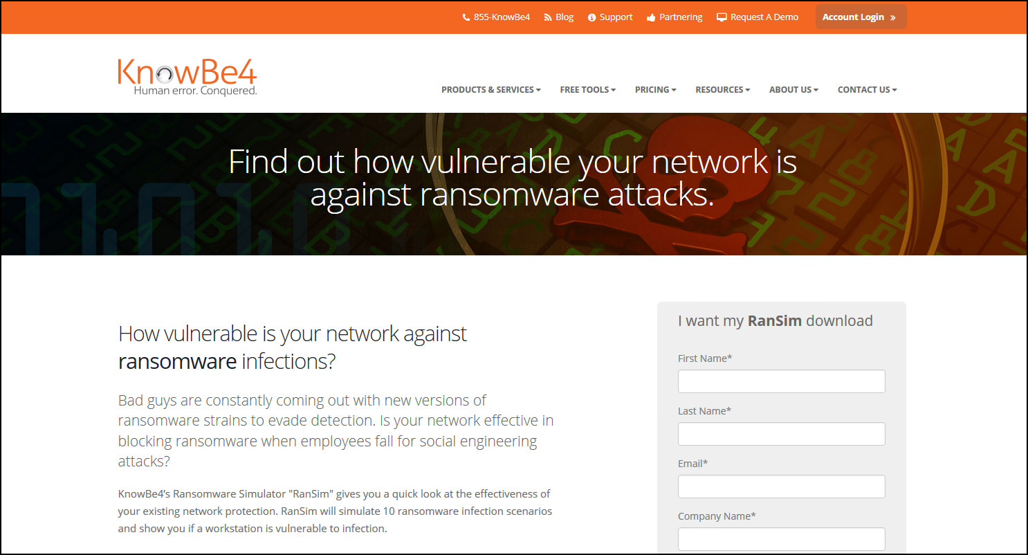 8 Sites To Test Your Antivirus Download Harmless Virus Trojans And Ransomware