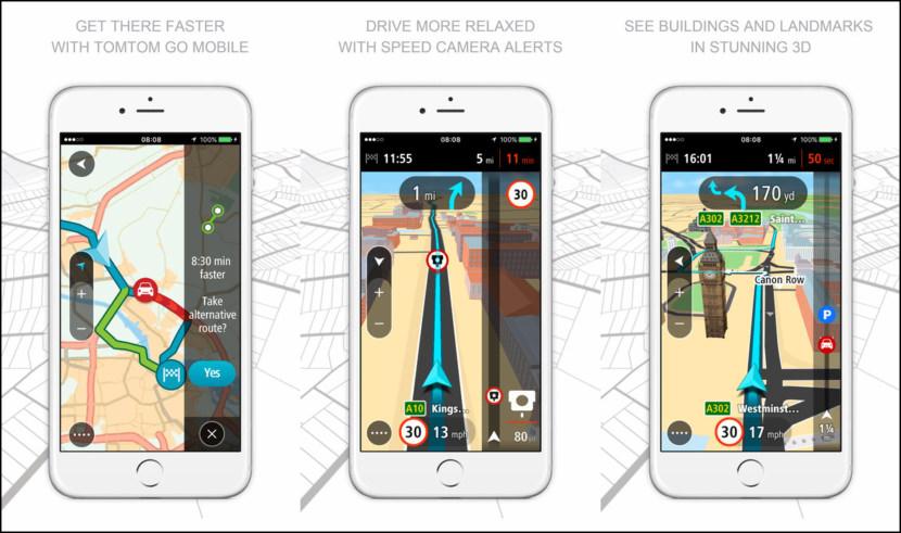 TomTom GPS Mobile