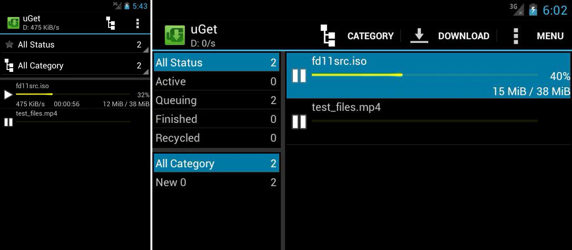 3 Free Download Manager For Google Android Smartphone