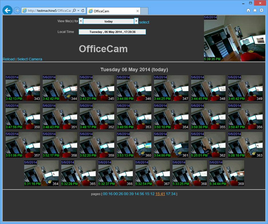 6 Free DIY Home Surveillance Via Webcam - Motion And Sound
